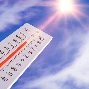 Lessen afgelast vanwege warmte